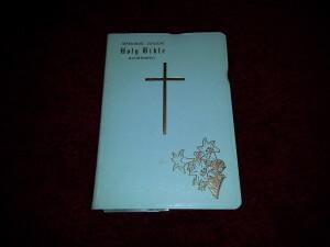 bible on audio