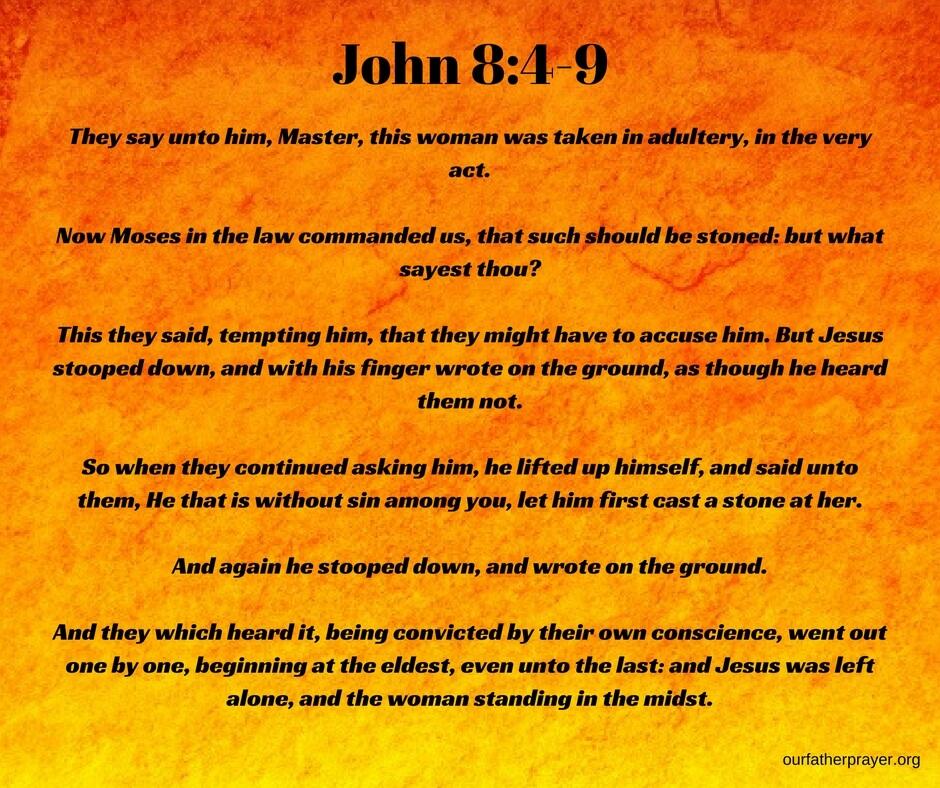 Prayer for Unfaithful Husband