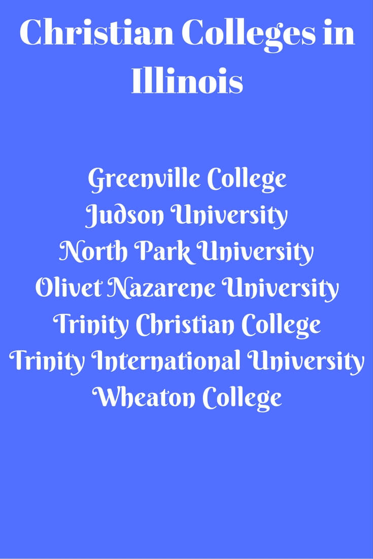 Christian Colleges in Illinois