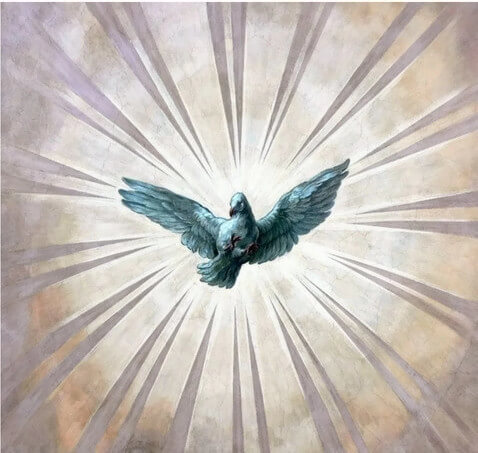 who is the holy spirit in the bible